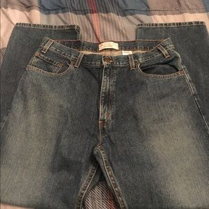 Levi's Jeans - New Levis straight fit 36x30